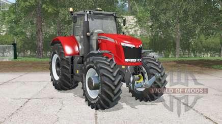 Massey Ferguson 7622 Dyna-6 для Farming Simulator 2015