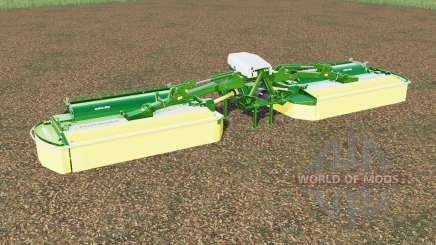 Pottinger NovaCat X8 ED v1.1 для Farming Simulator 2017