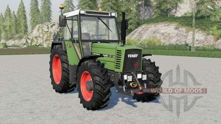 Fendt Farmer 310 & 312 LSA Turbomatik для Farming Simulator 2017