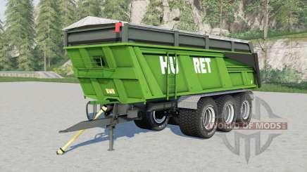 Huret 50T для Farming Simulator 2017