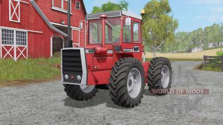 Massey Ferguson 12ⴝ0 для Farming Simulator 2017