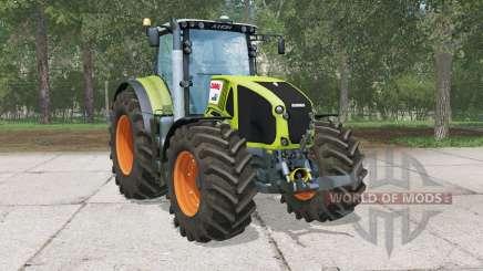 Claas Axioɲ 950 для Farming Simulator 2015