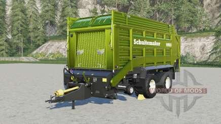 Schuitemaker Rapide ⴝ80V для Farming Simulator 2017