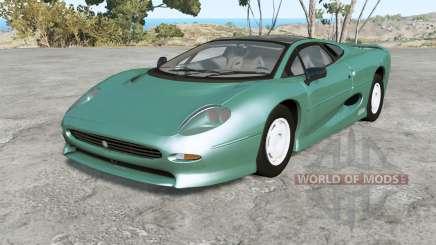 Jaguar XJ220 1994 для BeamNG Drive