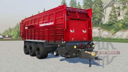 Schuitemaker Rapide 8Ꝝ00W для Farming Simulator 2017