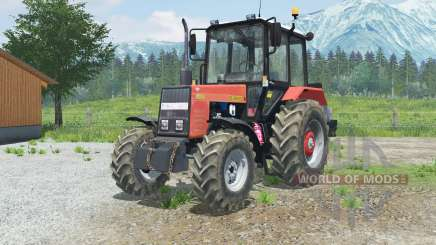 МТЗ-820.2 Беларуƈ для Farming Simulator 2013