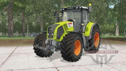 Claas Axioɳ 850 для Farming Simulator 2015
