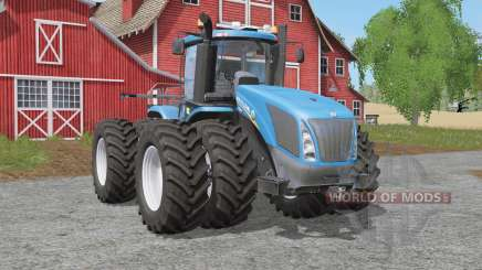 New Holland T9.4ⴝ0 для Farming Simulator 2017