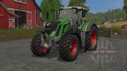 Fendt 800 Varᶖo для Farming Simulator 2017