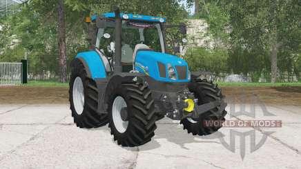 New Holland T6.17ƽ для Farming Simulator 2015
