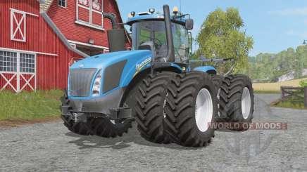 New Holland T9.4ƽ0 для Farming Simulator 2017
