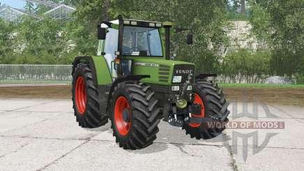 Fendt Favorit 512 C Turbomatik для Farming Simulator 2015