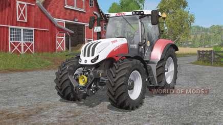 Steyr 4115-6145 Profi CVT для Farming Simulator 2017