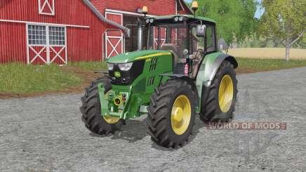 John Deere 6115Ɱ для Farming Simulator 2017