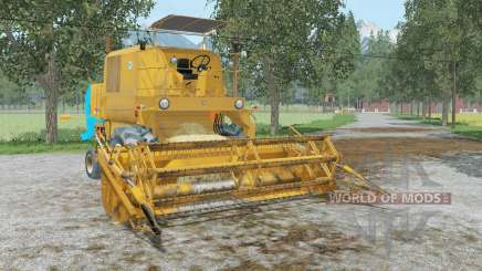 Bizon Super Z0ƽ6 для Farming Simulator 2015