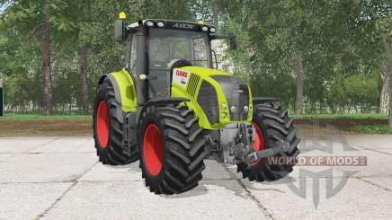 Claas Axioᶇ 850 для Farming Simulator 2015