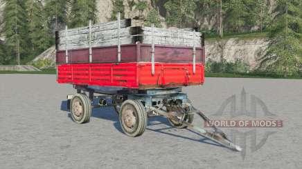 Autosan D-ⴝ0 для Farming Simulator 2017