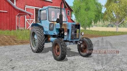 МТЗ-80 Беларƴс для Farming Simulator 2017