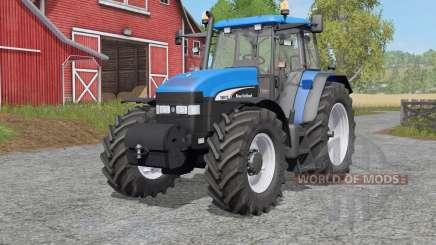 New Holland TM175 & TM190 для Farming Simulator 2017