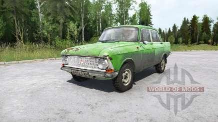 Москвич-408 для MudRunner