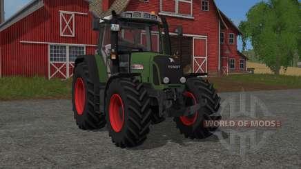 Fendt 412 Vario TMꞨ для Farming Simulator 2017
