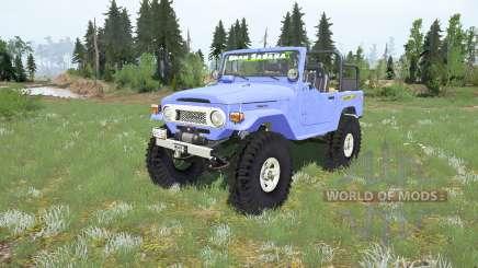 Toyota Land Cruiser (FJ40) для MudRunner