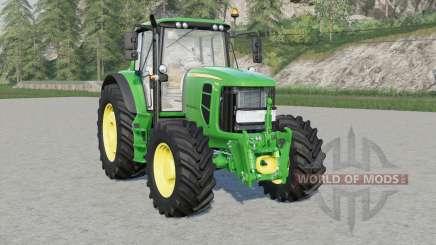 John Deere 7030 Premiuᴍ для Farming Simulator 2017
