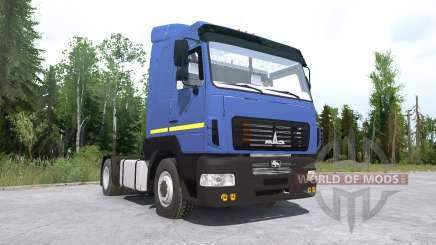 МАЗ-5440C9-570-030 для MudRunner