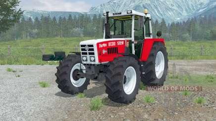 Steyr 8130A Turbø для Farming Simulator 2013