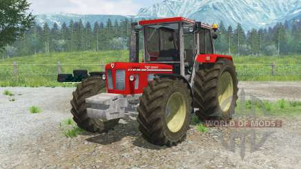 Schluter Compact 1350 TꝞ6 для Farming Simulator 2013