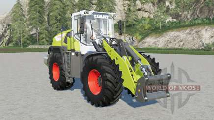 Claas Torion 191ꝝ для Farming Simulator 2017