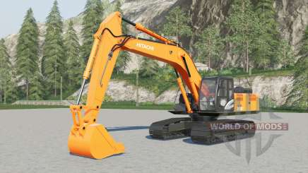 Hitachi ZX350LC-6 для Farming Simulator 2017