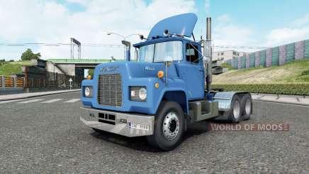 Mack R600 v1.6 для Euro Truck Simulator 2