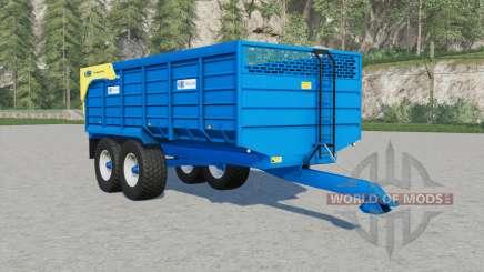 Kane grain trailer для Farming Simulator 2017