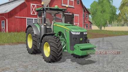 John Deere 8320R & 8370Ɍ для Farming Simulator 2017