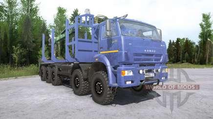 КамАЗ-7330 для MudRunner
