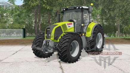Claas Axioɲ 850 для Farming Simulator 2015