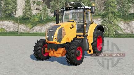 Claas Axion communal для Farming Simulator 2017