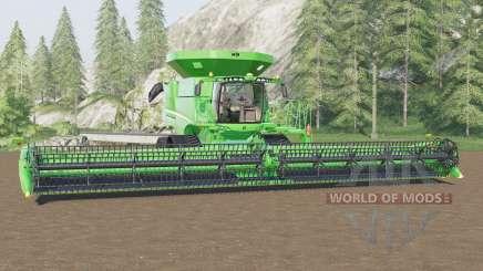 John Deere S600-serieʂ для Farming Simulator 2017