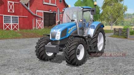 New Holland T5-serieᶊ для Farming Simulator 2017