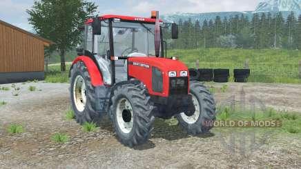 Zetor 5431 для Farming Simulator 2013
