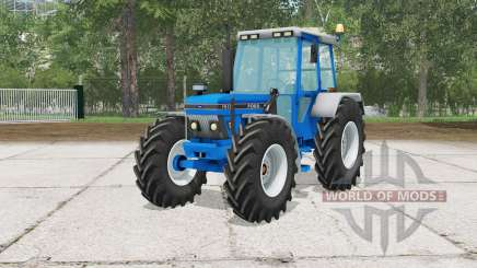 Ford 7৪10 для Farming Simulator 2015