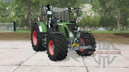 Fendt 724 Variø для Farming Simulator 2015