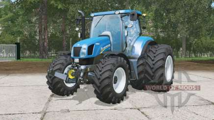 New Holland Ʈ6.175 для Farming Simulator 2015