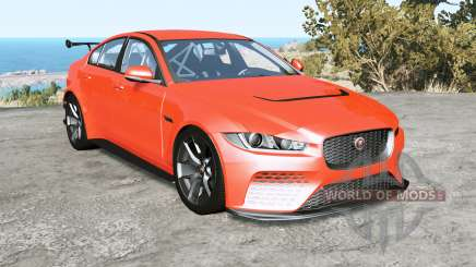 Jaguar XE SV Project 8 Touring 2019 для BeamNG Drive