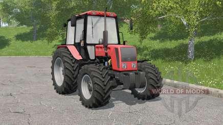 МТЗ-826 Беларуɕ для Farming Simulator 2017