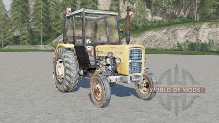 Urʂus C-360 для Farming Simulator 2017