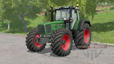 Fendt Favorit 800 Turboshifŧ для Farming Simulator 2017