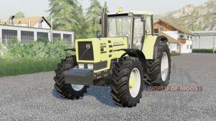 Hurlimann H-5116 T〡H-6136 T〡H-6170 T для Farming Simulator 2017
