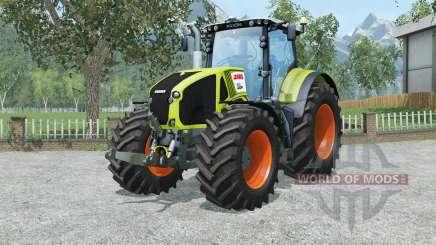 Claas Axioꞑ 950 для Farming Simulator 2015